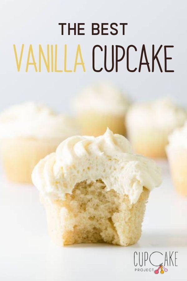 Best Vanilla Cupcake -   14 desserts Light chocolat ideas