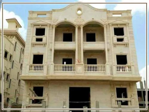 ديكور واجهات منازل حديثة بتصاميم تشطيب واجهات مودرن الجزيرة للديكور وتشطيب الواجهات House Styles Mansions Home Decor