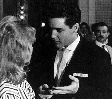 Elvis in Paris june 17 1959.