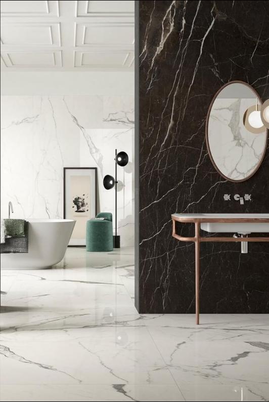 41+ Deco salle de bain marbre inspirations