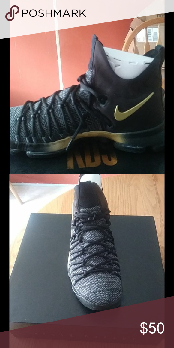 KD9s. Like new. KD9s. Only worn 2-3 times. Size 11. Nike Shoes ... 63ed8599d