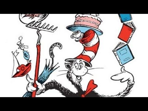 Cat In the Hat Art Project Idea Cullen's Abc's Free