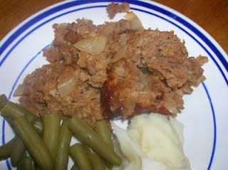 There Is Something So Comforting About Meatloaf Good Meatloaf Recipe Recipes Food