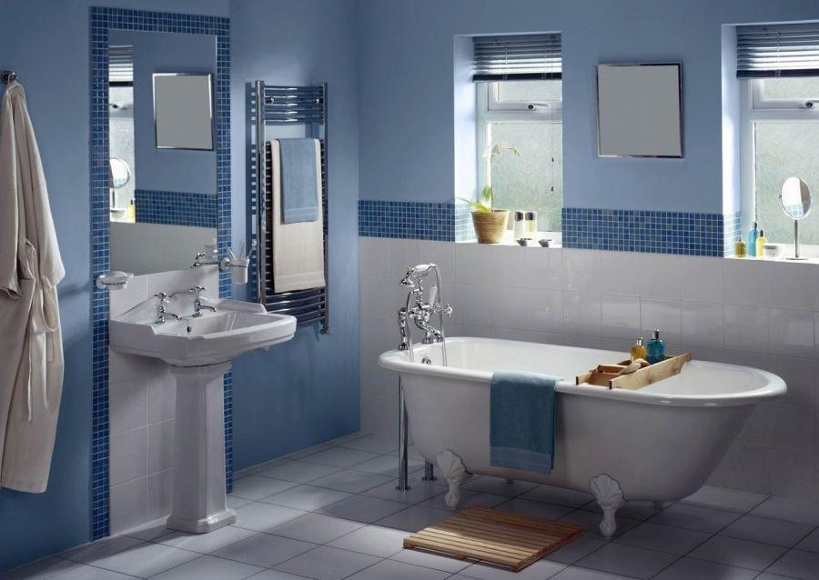40 Badezimmer Fliesen Ideen Badezimmer Deko Und Badmobel Badezimmer Blau Badrenovierung Wc Design