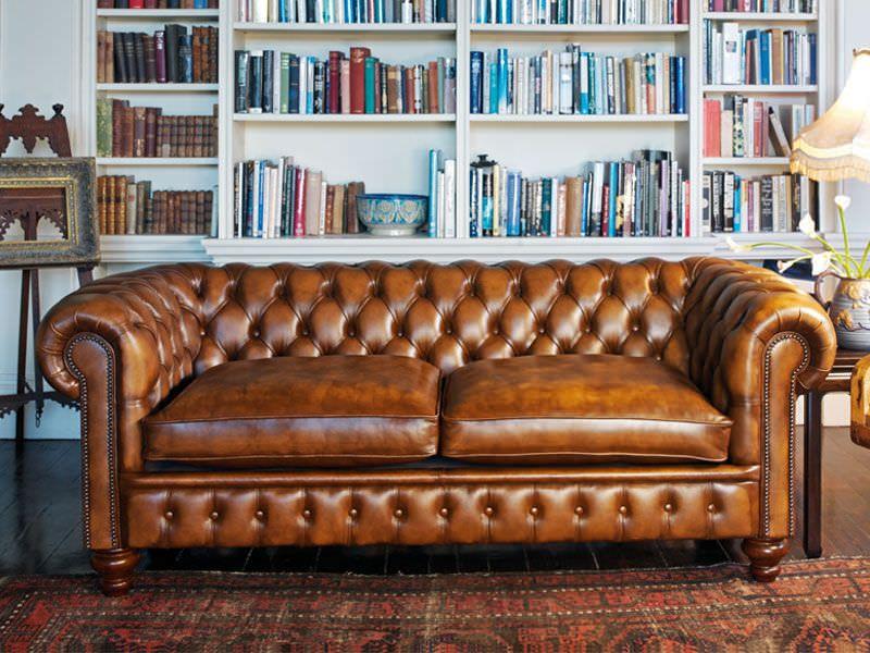 Chesterfield sofa CROMWELL Fleming & Howland | pour la maison ...