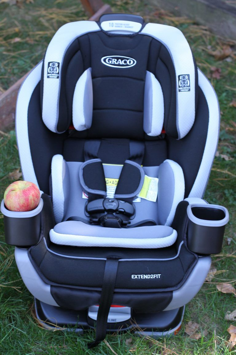 Where To Wednesday Apple Picking Adventure The New Graco Extend2Fit 3 In 1 Car Seat Gracobaby ExtendTheTrip Sponsored