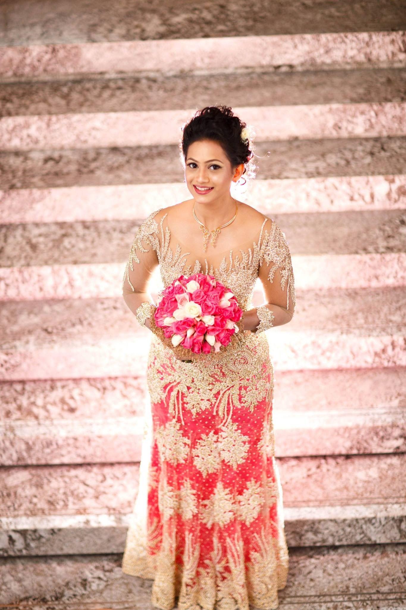 Perfecto Vestido De Novia De Sri Lanka Ideas Ornamento Elaboración ...