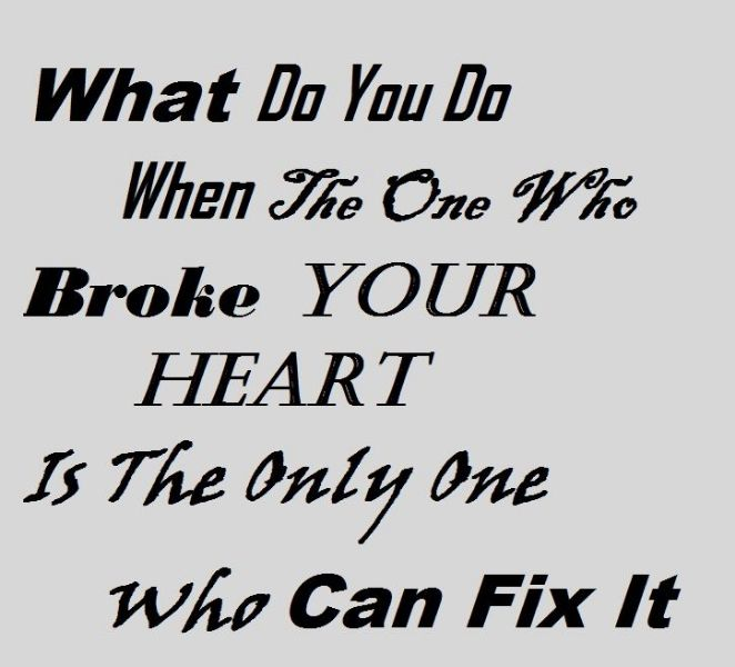 Love Quotes To Mend A Broken Relationship Quotes On How To Fix A