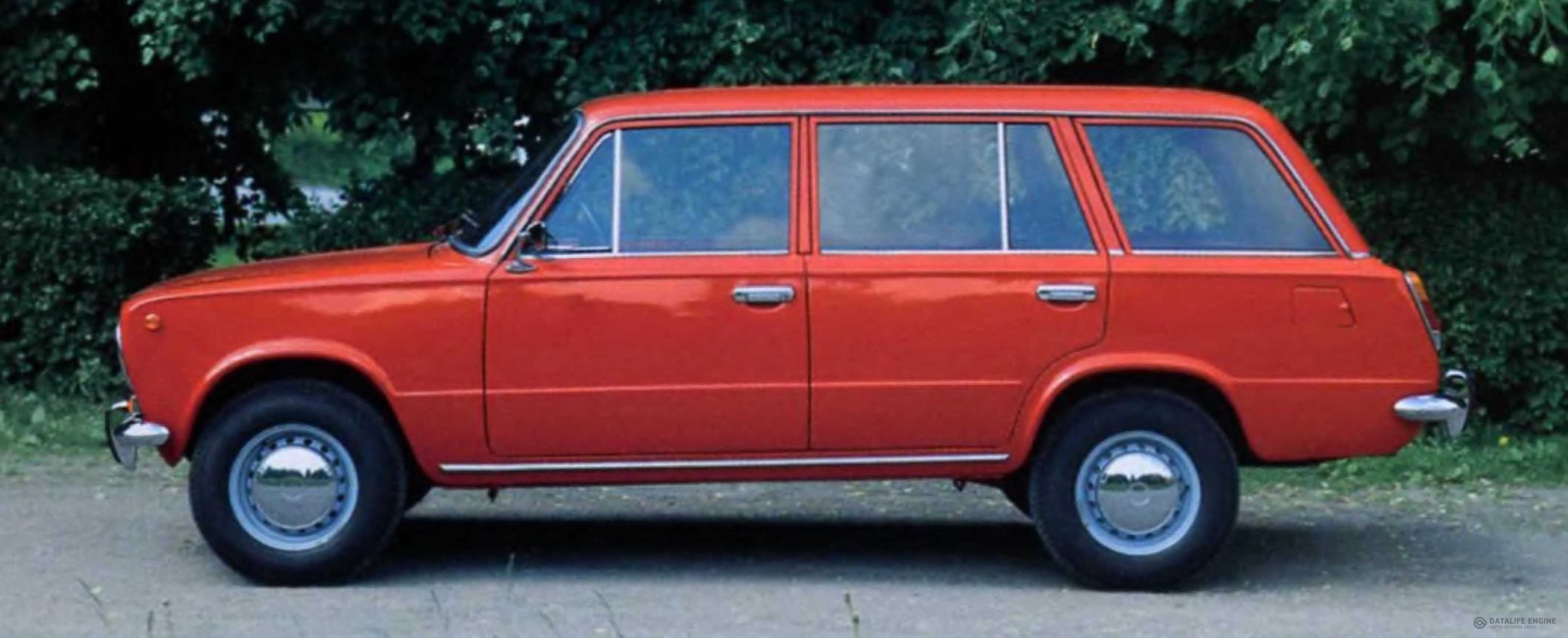 VAZ-2102 (estate version of the 2101)