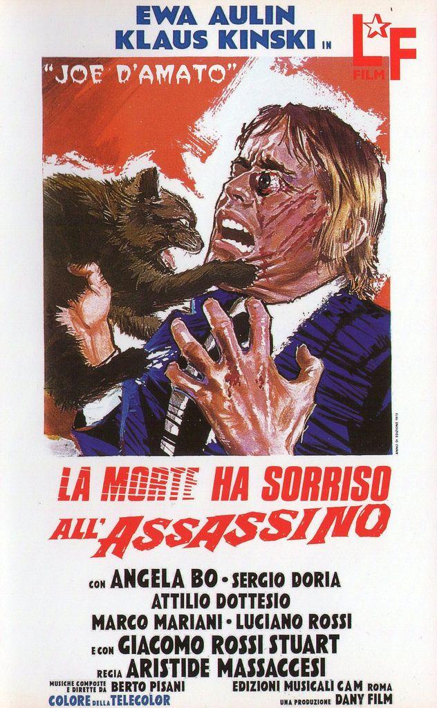 La Morte ha Sorriso all'Assassino (1973) by Aristide Massaccesi.