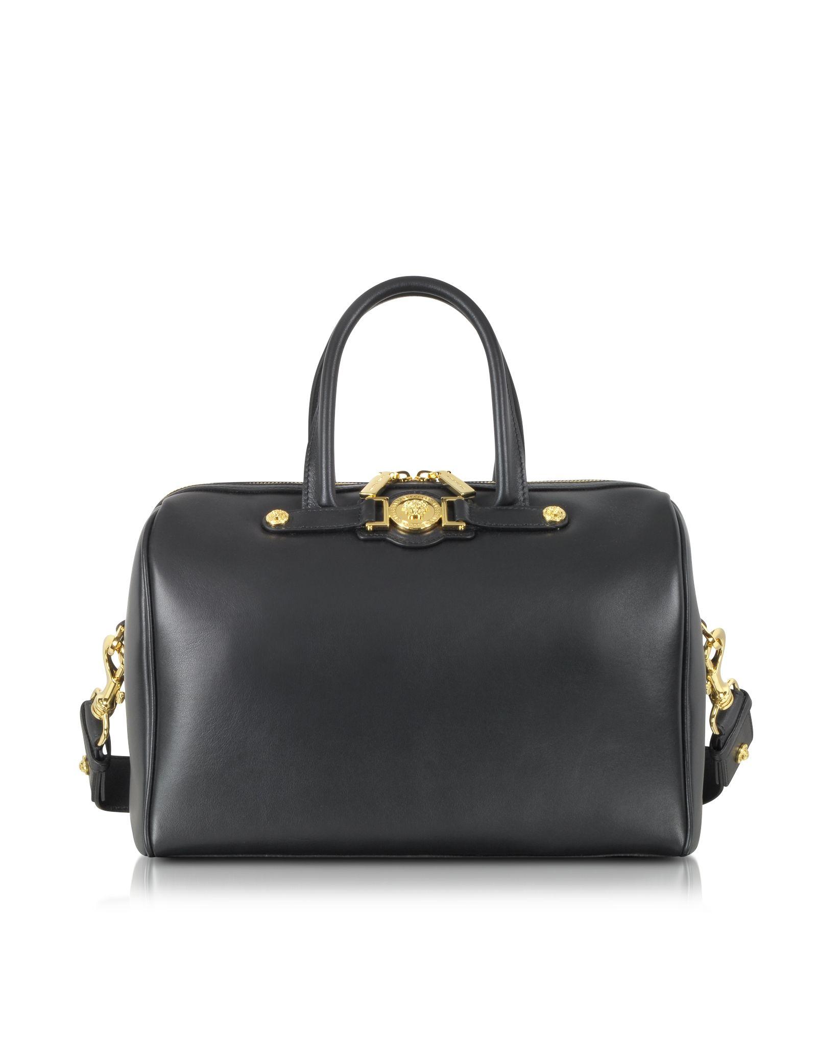 9fb9599d30 Versace Signature Large Duffle Bag at FORZIERI