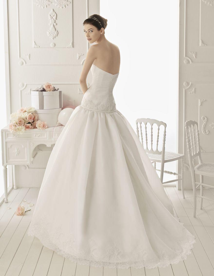 Outlet vestidos de novia vintage