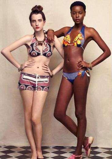 Vintage African Fashion #kitengedesigns