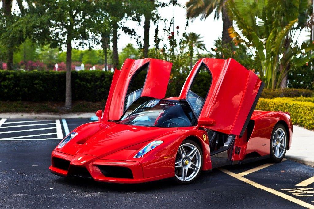 2014 Ferrari Enzo 2014 ferrari Enzo Doors  Top Car Magazine