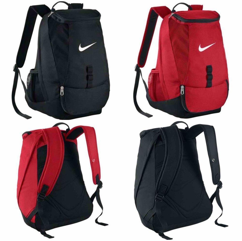 cff149ce6f Nike Club Team Swoosh Sports Backpack Training Football Gym
