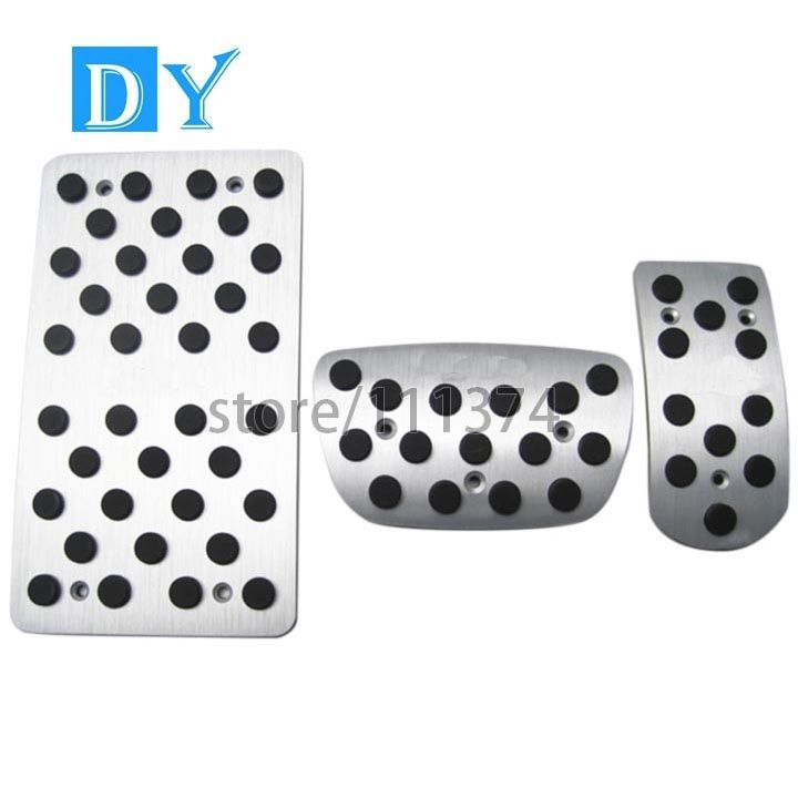 Nulla Lhd Styling Foot Rest Pedals Gas Fuel Brake Pedal Automatic For Toyota Prado Fj120 Land
