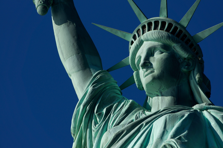 большие картинки статуи свободы второй половины весны