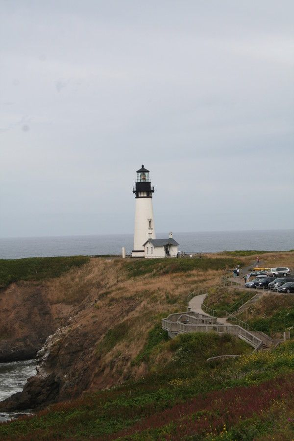 """500px / Photo """"Yaquina Lighthouse"""" by William Farmer"""