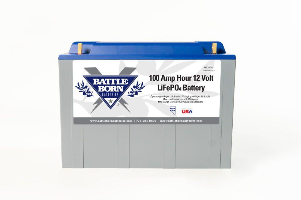 Home Battle Born Batteries Battle Sprinter Rv Deep Cycle Battery