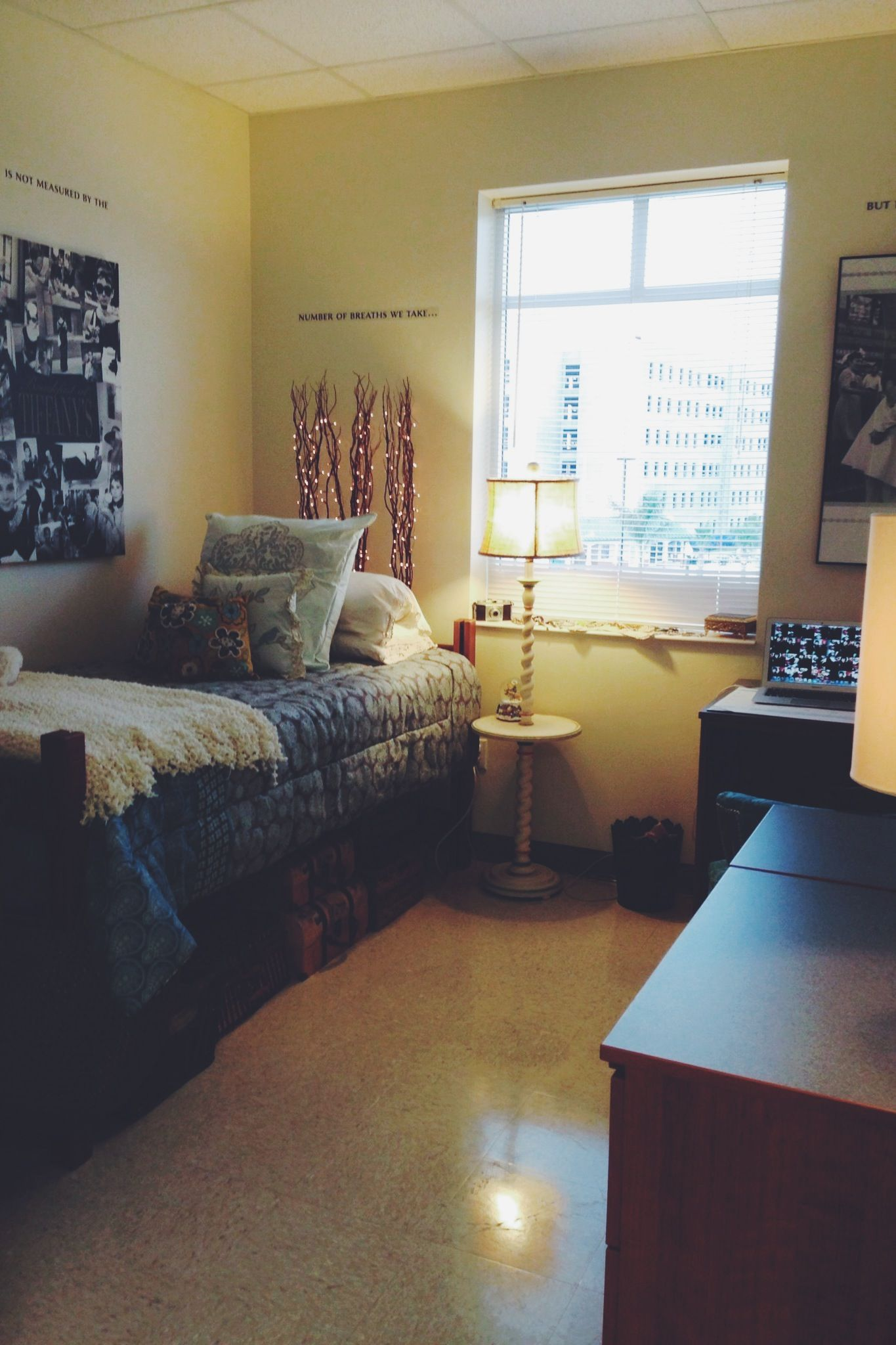 Pin By Emily Christopher On Is It Too Early To Plan My Dorm Cool Dorm Rooms Dorm Sweet Dorm College Dorm Rooms