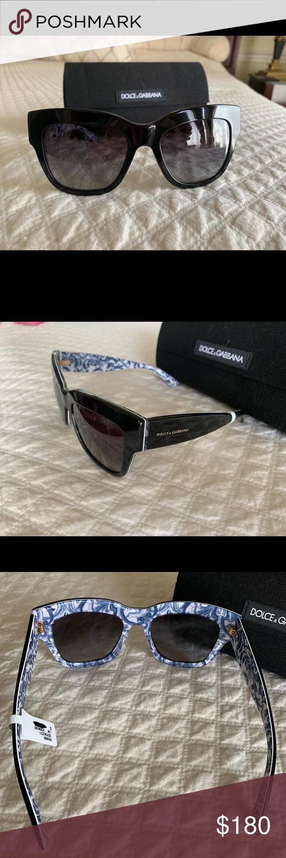 ab85174c286 Dolce Gabbana Sunglasses NWOT New glasses. Never worn. Authentic. Dolce   Gabbana  Accessories