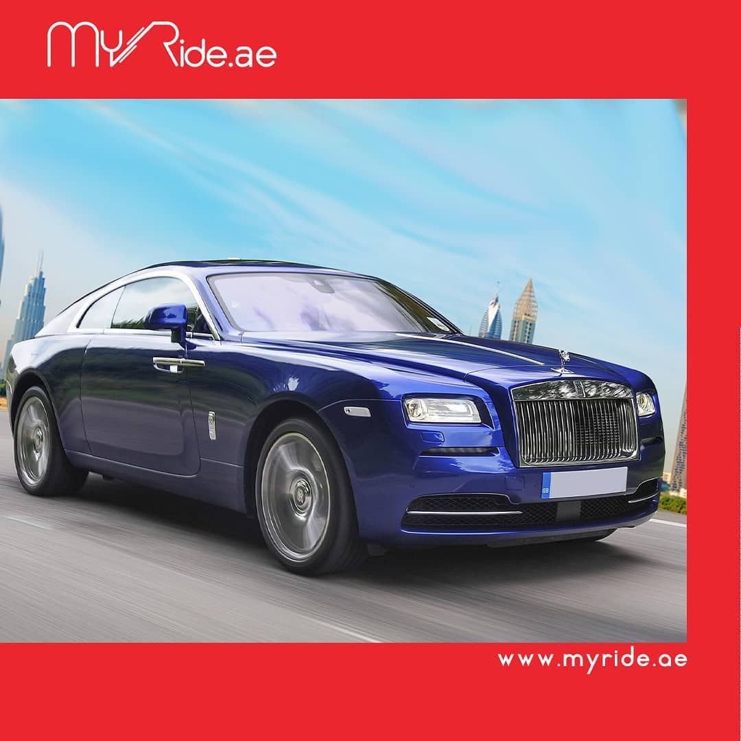 The Deal Is On At Myride What Are You Waiting For Rent Rolls Royce Wraith In Dubai For Aed 2600 Plus Vat For Majestic In 2020 Car Rental Luxury Car Rental Dubai Rent