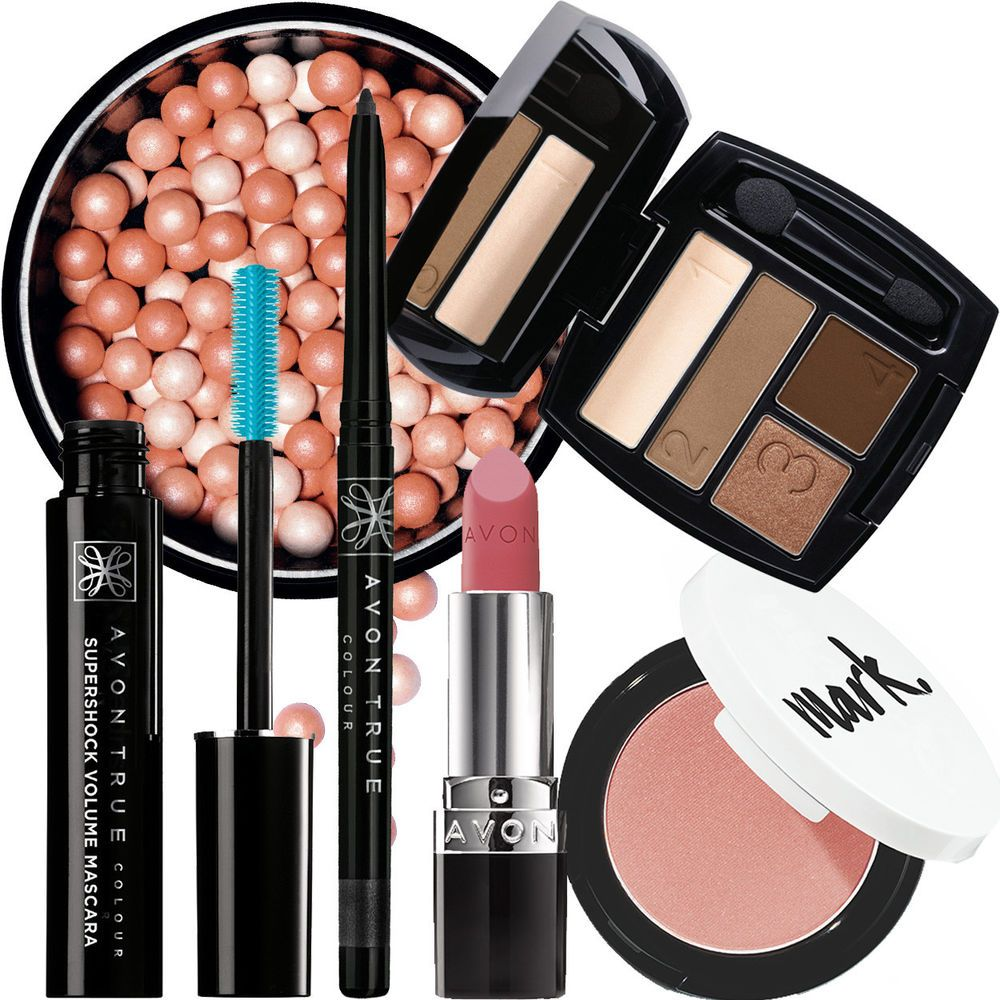 Avon MakeUp Look Radiant Belle 6 fullsized makeup
