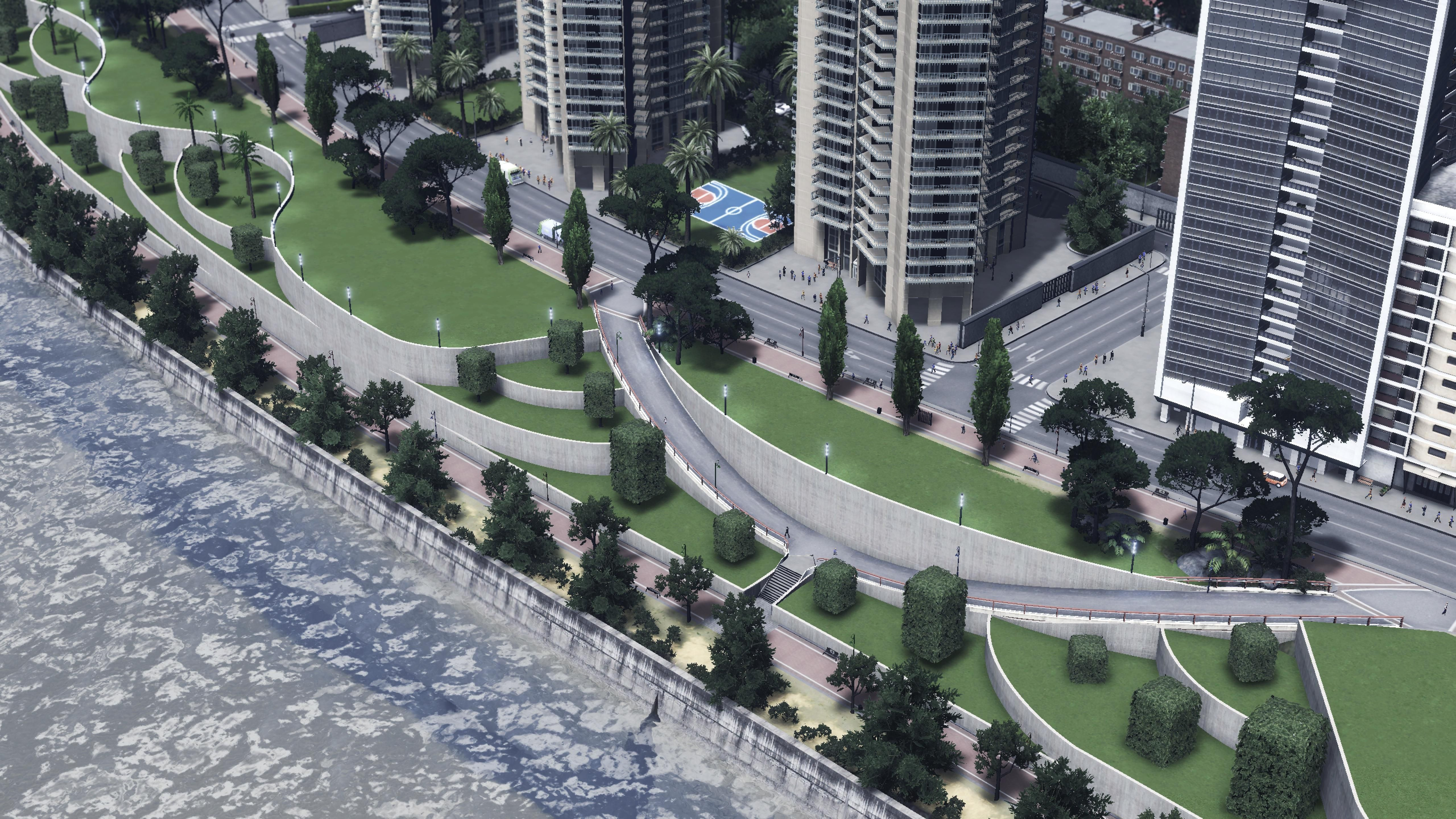 Cities Skylines Inspiration From R Citiesskylines City Skylines Game City Design We Built This City