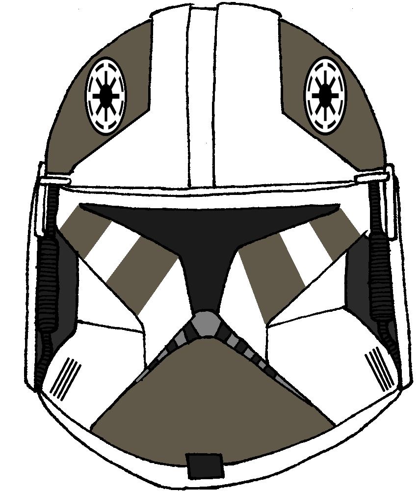 Clone Trooper Pilot Helmet Shadow Squadron Star Wars Helmet Clone Wars Clone Trooper Helmet