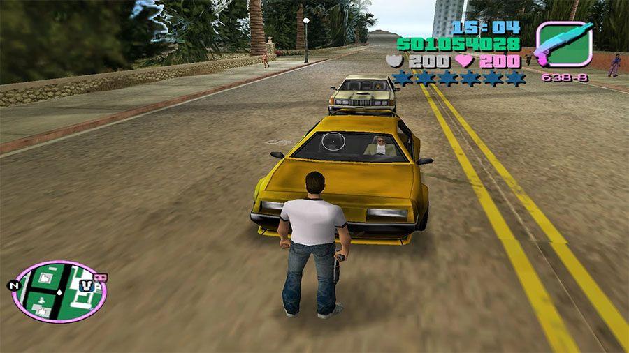 Gta Vice City Apk Obb Offline Android Terbaru Gta Grand Theft Auto Vice