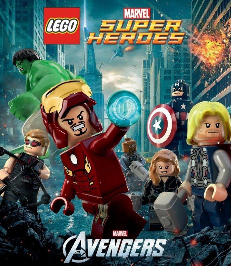 pics of marvel superheroes | Lego Unveils Marvel Super Heroes Video ...