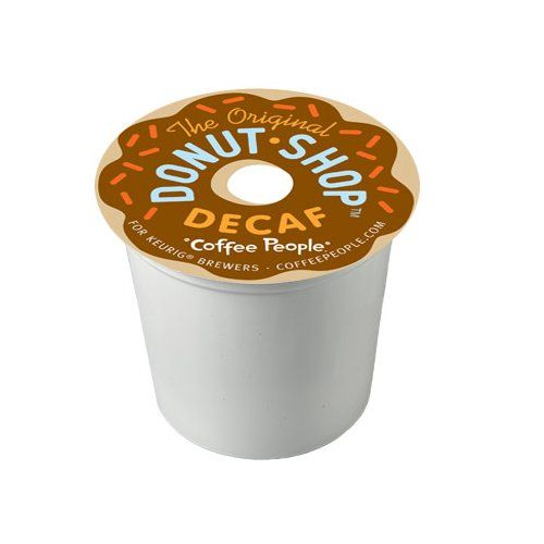 Coffee People Medium Roast Extra Bold K Cup For