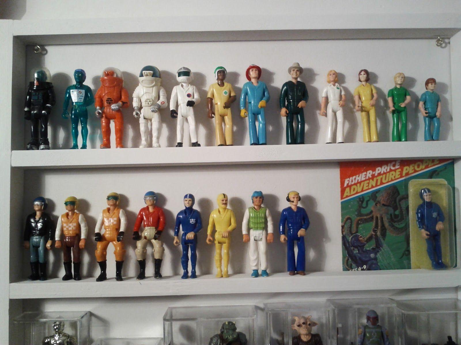 Fisher Price - Adventure People - #vintage #toys #actionfigures #adventurepeople