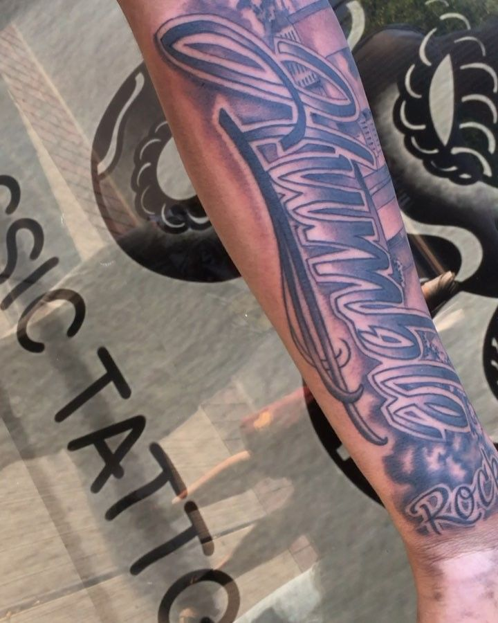 Humble Tattoo On Arm : humble, tattoo, Demonte, Henderson, (moneymonte202), Pinterest