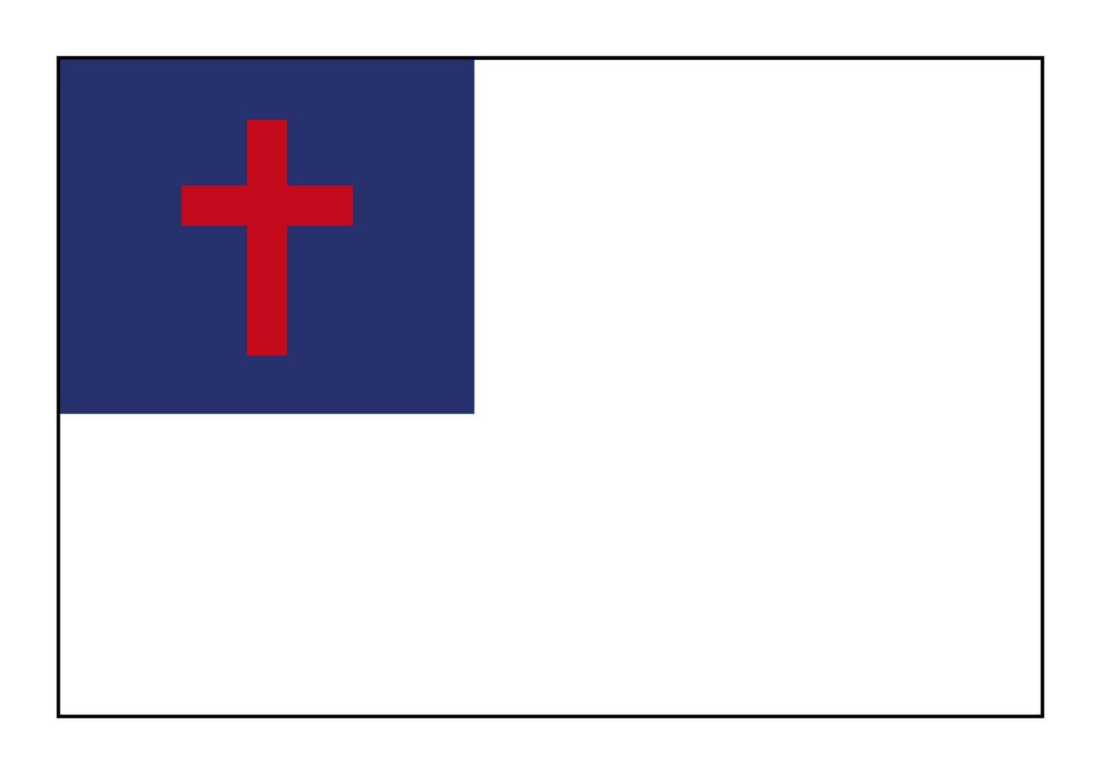 Christian Flag Clip Art Christian Flag Pledge To The Christian Flag Christian Images