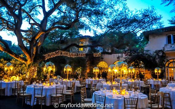 complete list of the most beautiful and romantic wedding venues in south florida at myfloridawedding