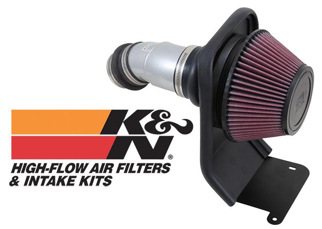 10/20/2014 NEW K&N Short Ram Intake for '14+ Kia Forte 2