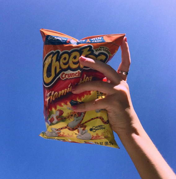 Flaming Hot Cheetos Clairo Wall Collage Picture Collage Wall Music Wall