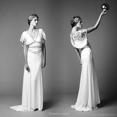 art noveau inspired fashion by Temperley London | belle epoque ...