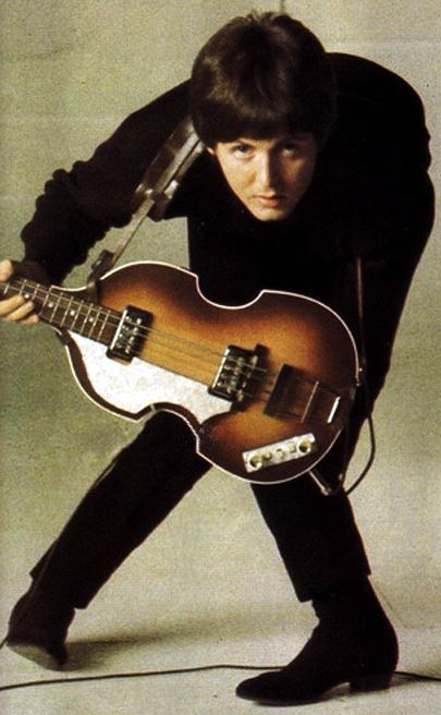 paul mccartney hofner bass | Tumblr | Paul mccartney, Beatles john, Beatles  photos