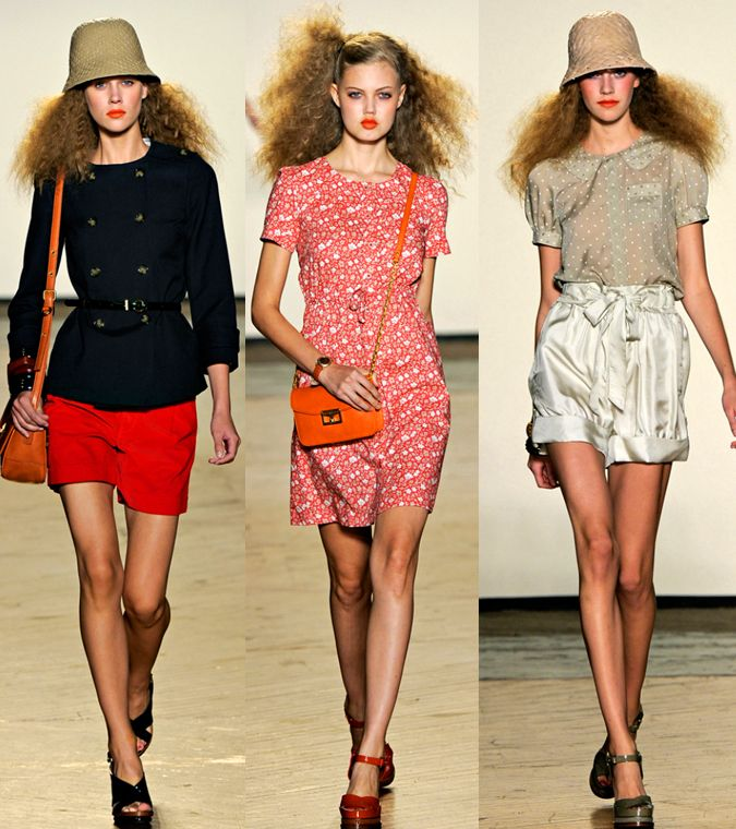 Clouds & Candy: marc jacobs spring 2011