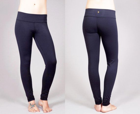 From LoopandLabor on Etsy $55 for stretch yoga or running pants... these will be perfect for the weather change!