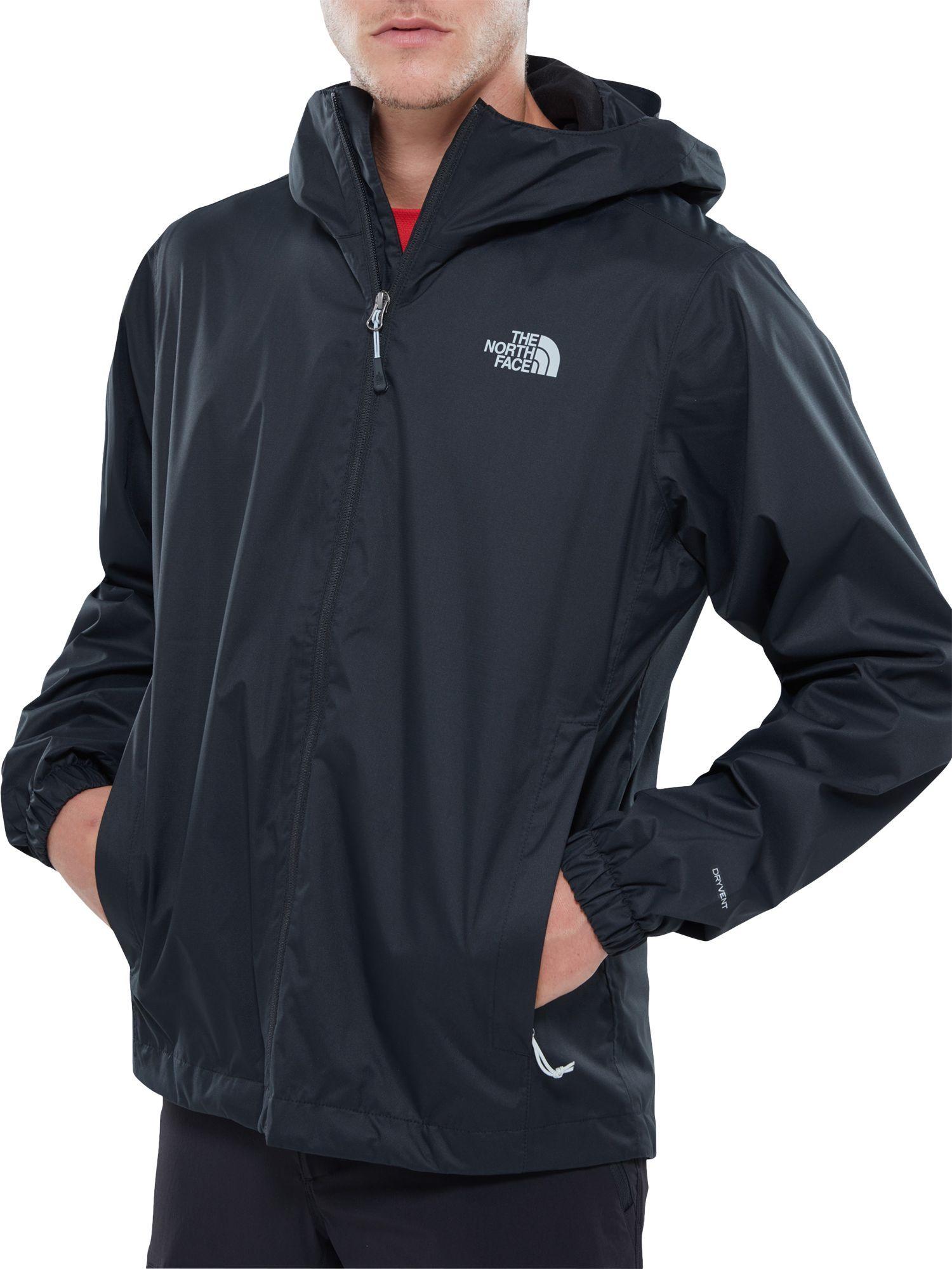 The North Face Quest Waterproof Men S Jacket In 2020 Jackets Hooded Jacket The North Face