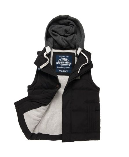 Superdry Academy Vest Women's Gilets | Sleeveless jacket