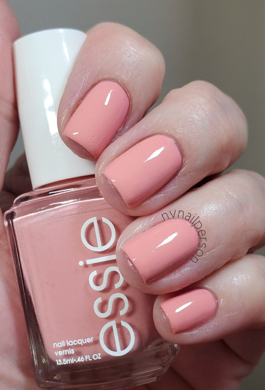 Essie Everything's Rosy Feelin Poppy Collection
