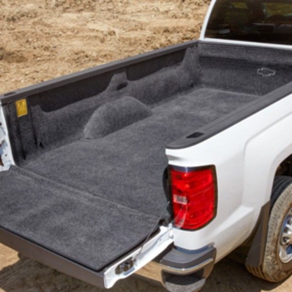 2017 Silverado 1500 Bed Rug For Models 6ft 6in Standard Box