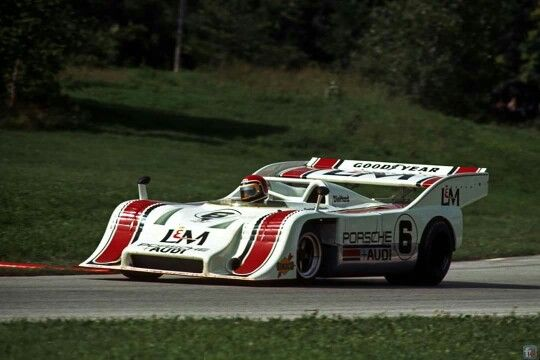 George Follmer 917/10 Can Am Champions 1972