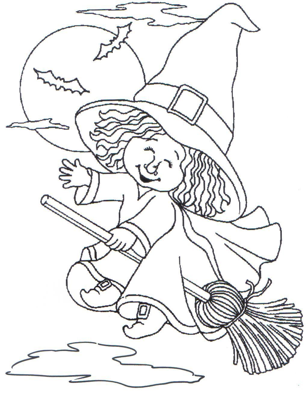 Bruxinha Halloweenknutsels Thema Baba Jaga