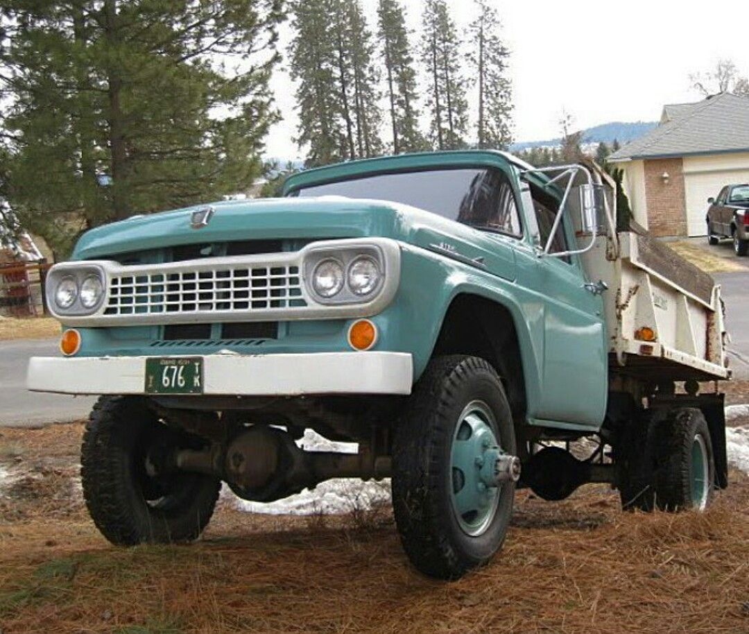 Pin by Ben Sivertson on Vintage 4x4 Trucks | Pinterest | Ford 4x4 ...