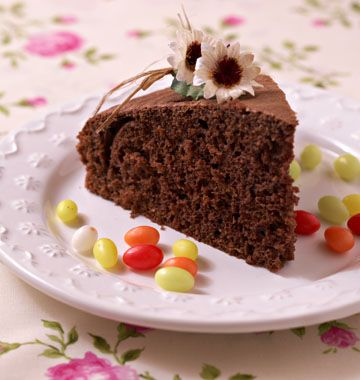 Gâteau Au Yaourt Au Chocolat Recette Desserts Desserts